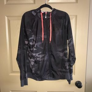 Oakley shell rain jacket
